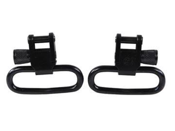 "Picture of GrovTec GT Swivels, GT Swivels - Locking Swivels 1-1/4"" Loops, Blued Finish"