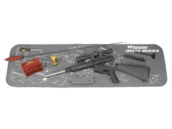 Picture of Wheeler Engineering Gunsmithing Supplies Gunsmithing & Cleaning - AR Maintenance Mat