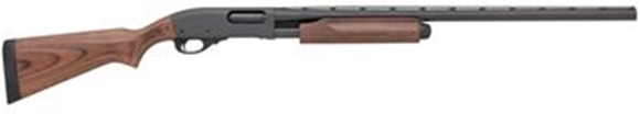 "Picture of Remington Model 870 Express Pump Action Shotgun - 20Ga, 3"", 28"", Vented Rib, Matte Black, Satin Laminate Stock, 4rds, Single Bead Sight, Rem Choke (Modified)"
