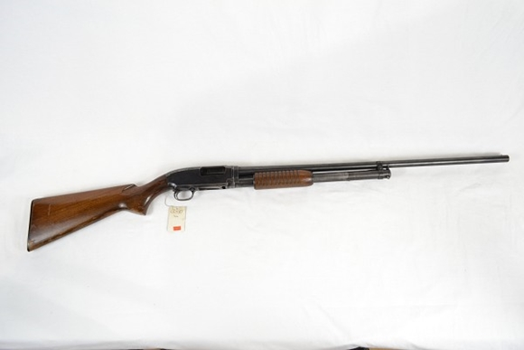 Picture of Used Winchester Model 12 Pump-Action 16ga, 28'' Barrel, Fair Condition