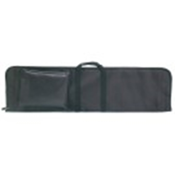 "Picture of Allen Shooting Gun Cases, Standard Cases - Tactical Rifle/Shotgun Case w/Rectangular Shape & Pocket Gun Case, 44"", Black"