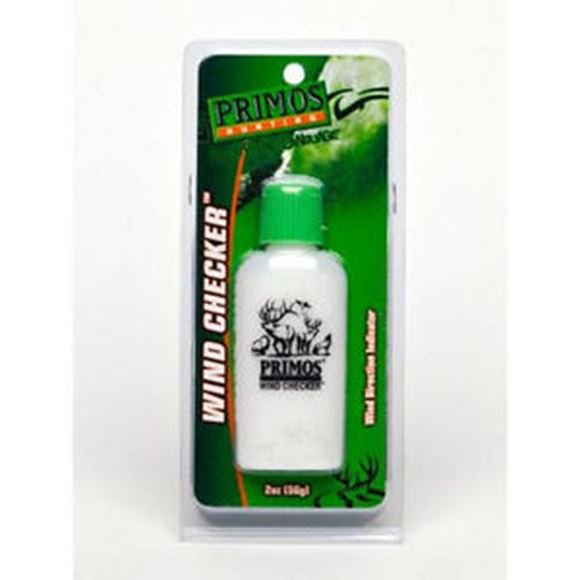 Picture of Primos Hunting & Archery - Wind Checker, Wind Direction Indicator, 2oz (56g)