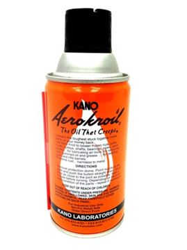 Picture of Kano Penetrating/Lubricating Oil - Aero Kroil, 10oz (284g) Spray Can