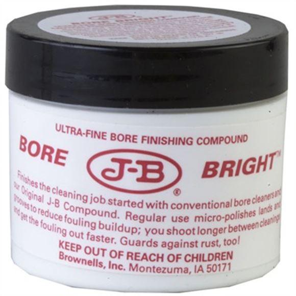 Picture of J-B Bore Bright Ultra-Fine Bore Finishing Compound - 2oz (57g)