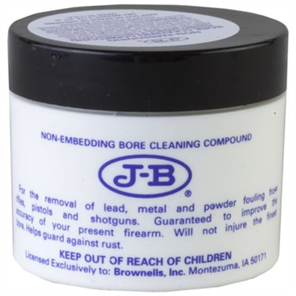 Picture of J-B Non-Embedding Bore Cleaning Compound - 2oz (57g)