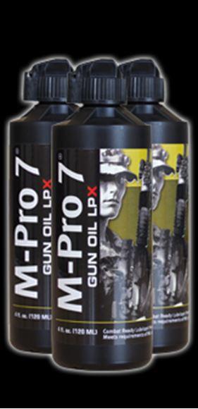Picture of M-Pro7 Gun Oil LPX - 4 oz Bottle