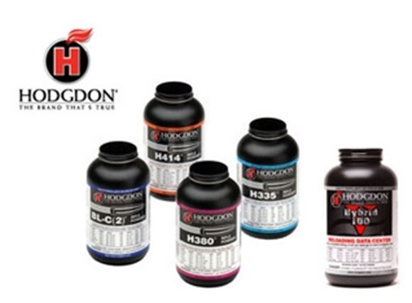 Picture of Hodgdon Smokeless Spherical Rifle Powders - H414, 1 lb
