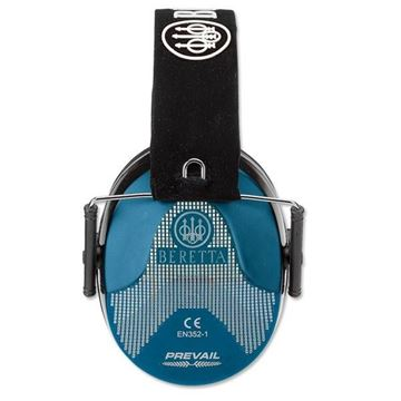 Picture of Beretta Hearing Protection - Standard Earmuff, NRR 25, Blue