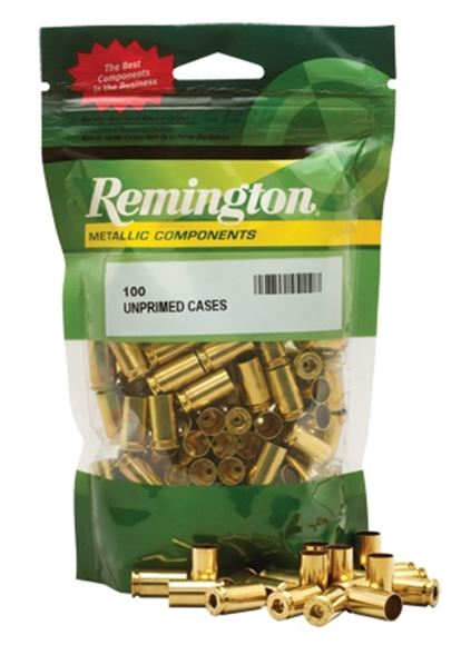 Picture of Unprimed Brass - 40 S&W, 100ct Bag
