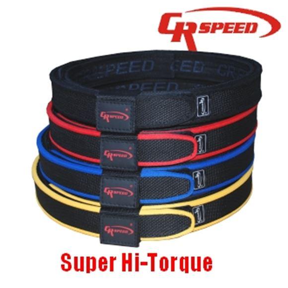"""Picture of CR Speed Belt - Super Hi-Torque Range Belt, 28"""", Black"""