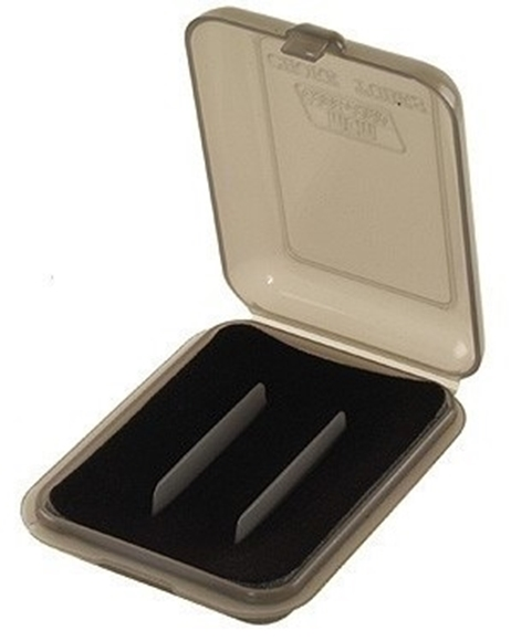 Picture of MTM Case-Gard Choke Tube Cases, CT3 - Holds 3 Extended or 6 Standard Tubes, Clear Smoke