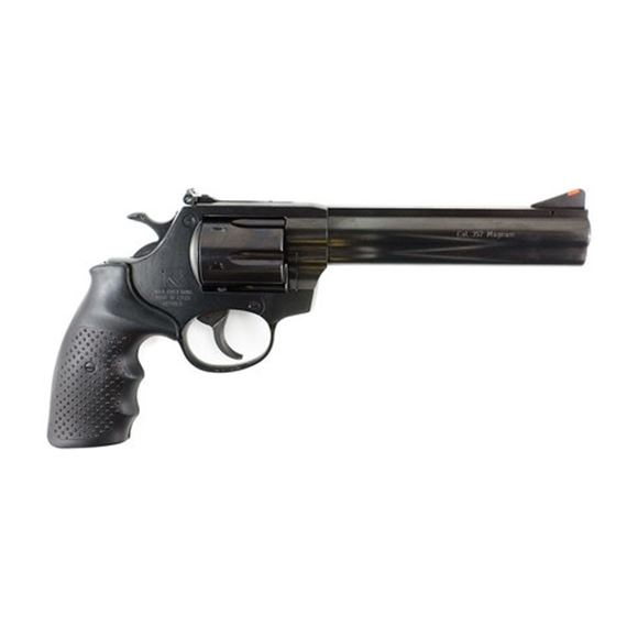 "Picture of Alfa-Proj ALFA Steel 3561 DA/SA Revolver - 357 Mag, 6"", Blued, Steel, 6rds, Adjustable Sight"