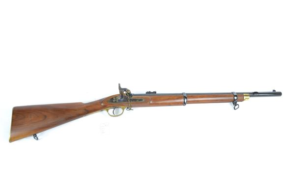 Picture of Used 1861 Enfield Musketoon, Made By Parker Hale, 577 Black Powder, Excellent Condition