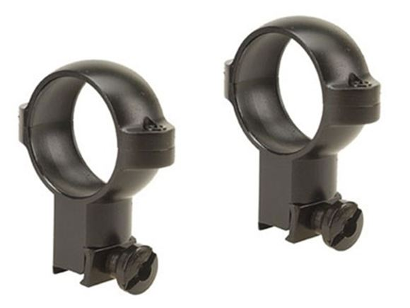 """Picture of Burris Mounting Systems, Rings, Signature Rings - Signature Rimfire & Airgun Rings, 1"""", High (1.29""""), Matte"""