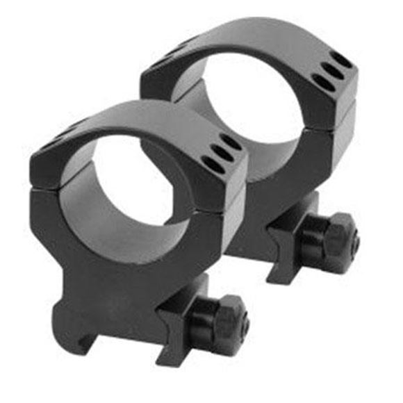 """Picture of Burris Mounting Systems, Rings, Xtreme Tactical Rings - 30mm, Medium (1.10""""), 2-Rings, Aluminum, Matte"""