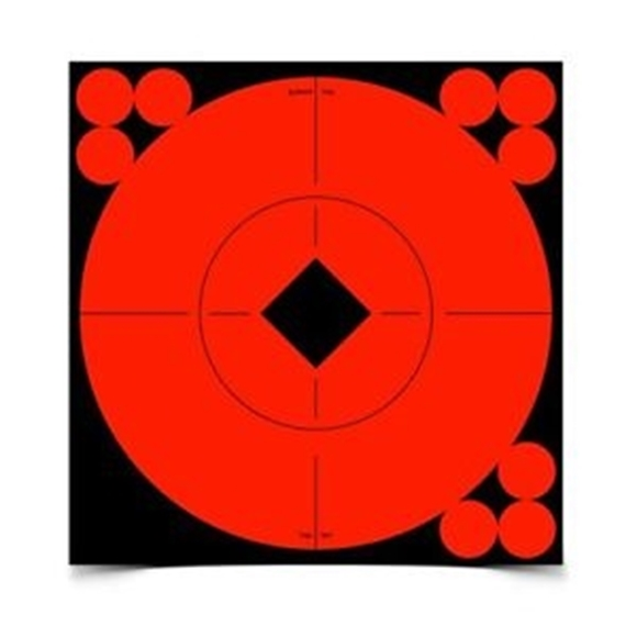"Picture of Birchwood Casey Targets, Target Spots Targets - Target Spots 6"" Target, 10 Targets"