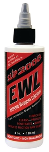 Picture of Slip 2000 Lubricants, EWL - Extreme Weapons Lubricant, 4oz Bottle
