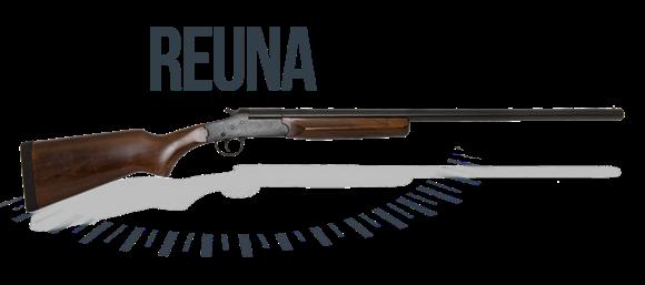 "Picture of Boito Reuna Single Shot Break Action Shotgun - 12Ga, 3"" (76mm), 28"" (710mm), High-Luster Blued, Satin Wood Stock, Modified"