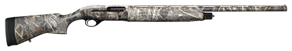 "Picture of Beretta A350 Xtrema Semi-Auto Shotgun - 12Ga, 3-1/2"", 28"", Steelium, Vented Rib, Realtree Max-5, 4rds, Kick Off Recoil System, Extended Bolt Handle, Oversize Bolt Release, Optima HP Extended (IC, Mod)"