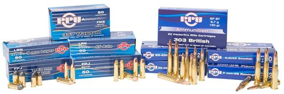 Picture of Prvi Partizan (PPU) Rifle Ammo - 7x57mm Mauser, 173Gr, SP, 20rds Box