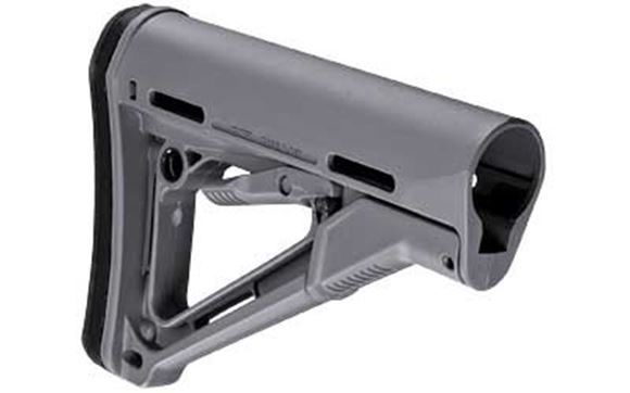 Picture of Magpul Buttstocks - CTR Carbine, Mil-Spec, Stealth Gray