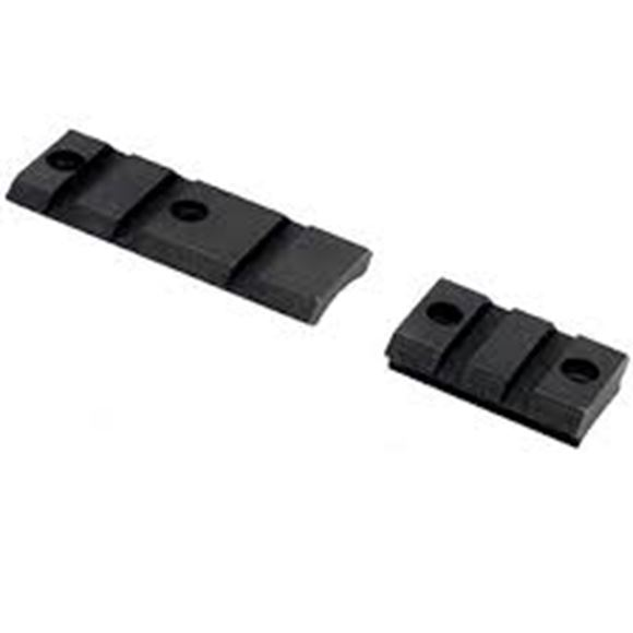 Picture of Burris Mounting Systems, Mounts & Bases, Xtreme Tactical Bases - Browning A-Bolt SA/LA, Reversible Front Base, Matte