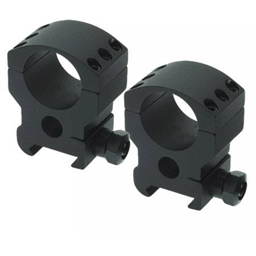 """Picture of Burris Mounting Systems, Rings, Xtreme Tactical Rings - 30mm, High (1.35""""), 2-Rings, Aluminum, Matte"""