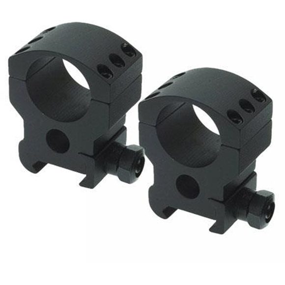 "Picture of Burris Mounting Systems, Rings, Xtreme Tactical Rings - 30mm, High (1.35""), 2-Rings, Aluminum, Matte"