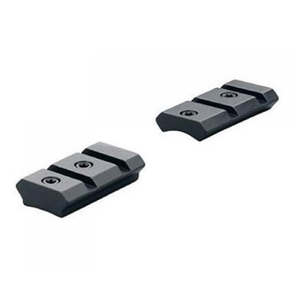 Picture of Leupold Optics, Mark 4, Base - Mark 4, Savage 10/110 Round Receiver, 2-pc, 8-40 Adaptable, Matte