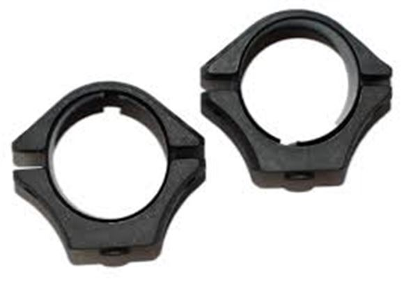 "Picture of Sako Optilock Scope Mount Rings - 1"", Low, Phosphatized, Sako/Tikka"