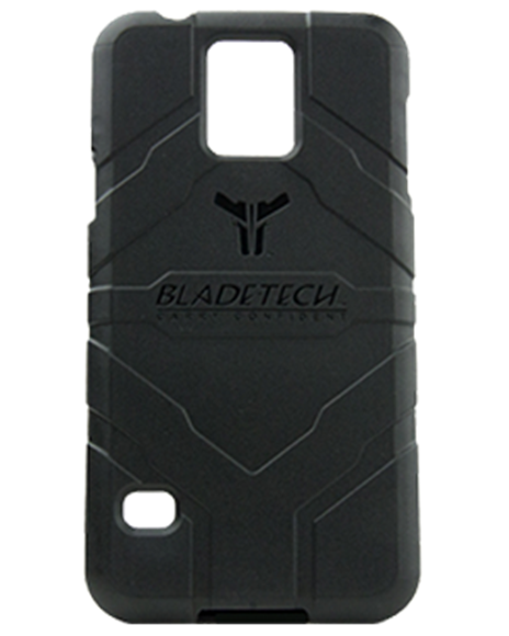 Picture of Blade-Tech Accessories, Phone Cases - Galaxy S5 Case, Black