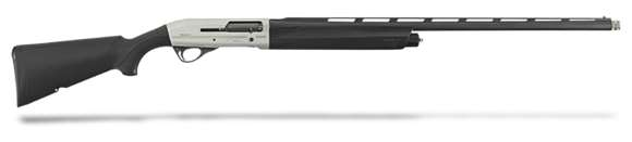 "Picture of Franchi Affinity Sporting Semi-Auto Shotgun - 12Ga, 3"", 30"", Raised Target Rib, Black, Black Synthetic Stock, 4rds, Red-Bar Fiber Optic Red-Bar Front Sight, Extended (IC,M,F)"