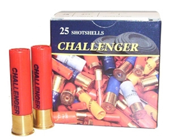 """Picture of Challenger Target Loads Shotgun Ammo - Target, 28Ga, 2-3/4"""", 3/4oz, #8, 250rds Case, 1200fps"""