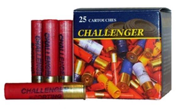 "Picture of Challenger Target Loads Shotgun Ammo - Target, .410"", 2-1/2"", 1/2 oz, #8, 25rds Box, 1200fps"