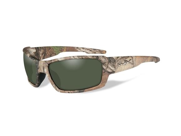 Picture of Wiley X Active Lifestyle Series - WX Rebel, Pol Green Lens, Realtree Xtra Camo Frame