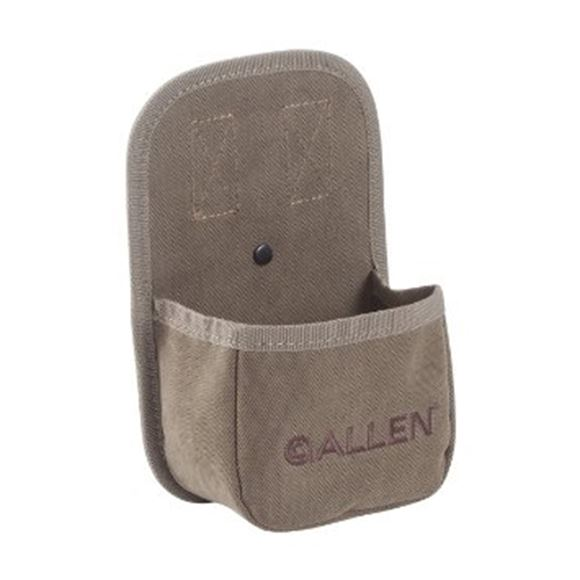 Picture of Allen Shooting Accessories, Shooting Bags - Select Canvas Single Box Shell Carrier, Belt Clip