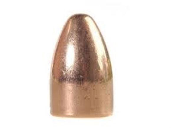 "Picture of Speer Handgun Plinker Bullets, TMJ - 9mm/38 Auto/380 Caliber (.355""), 115Gr, TMJ RN, 100ct Box"