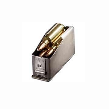 Picture of Sako Accessories, Magazines - 85-L Finnlight, 7mm Rem Mag/300 Win Mag/338 Win Mag, 4rds, Stainless Steel w/Aluminum Floorplate