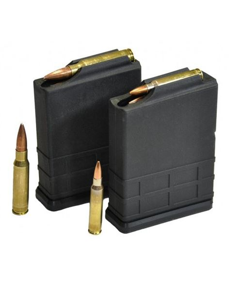 Picture of Modular Driven Technologies (MDT) Magazines - MDT Polymer Magazines, 223 Rem, 10rds, Black, For MDT Chassis Systems