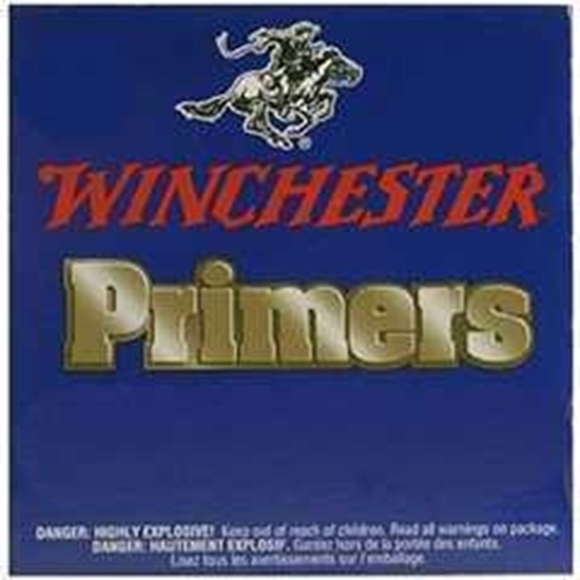 Picture of Winchester Components, Winchester Primers - #8-1/2 - 120, Large Rifle, 1000ct Brick