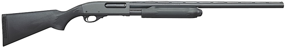 "Picture of Remington Model 870 Express Synthetic Pump Action Shotgun - 20Ga, 3"", 28"", Vented Rib, Matte Black, Matte Black Synthetic Stock, 4rds, Single Bead Sight, Rem Choke (Modified)"