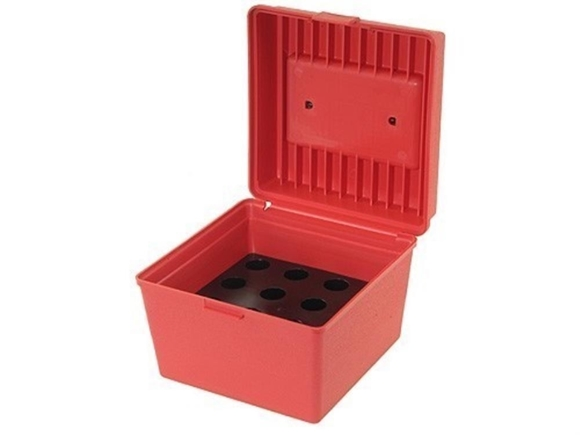 Picture of MTM Case-Gard Reloading, Multiple Die Set Storage Box - Holds 4 Sets of Dies, Red