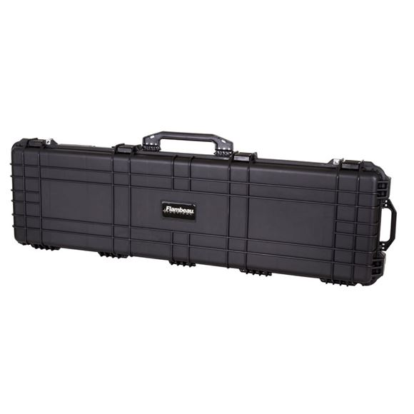 "Picture of Flambeau Tactical, Weapon Storage, Rifle - HD Case X-Large 53"" Rifle Case, Black"