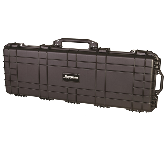 "Picture of Flambeau Tactical, Weapon Storage, Rifle - HD Case Large 44"" Rifle Case, Black"
