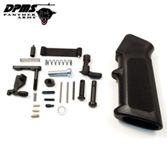 Picture of DPMS Panther Arms AR Platform Replacement Parts, Lower Receiver Parts - AR15 Lower Receiver Parts Kit, w/o Trigger