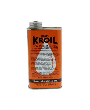 Picture of Kano Penetrating/Lubricating Oil - Kroil, 8oz Can