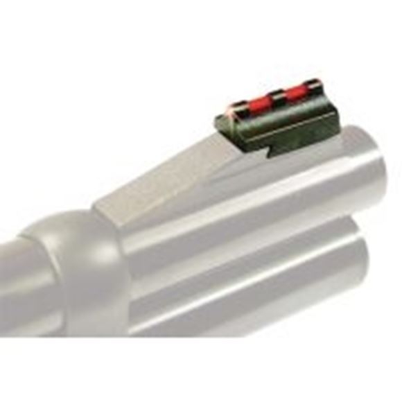 Picture of Williams Fire Sights, Rifle Beads - 290M, Red Fiber Optic