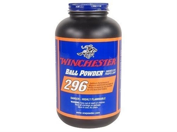 Picture of Winchester Ball Pistol Powder - 296, 1lb