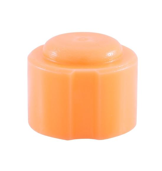 Picture of Remington Shotgun Parts, Model 870/887/105CTi/1100/11-87/1196/Versa Max - Magazine Follower, 12Ga, Blaze Orange Plastic, Original Style
