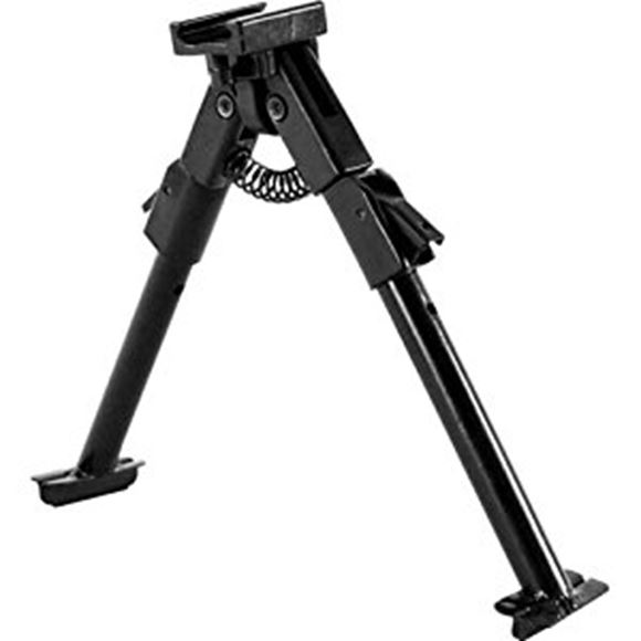 "Picture of NcSTAR Optics & Accessories, Bipods/Tripods, Standard Bipods - Bipod with Weaver Mount, 6.9"" to 9.5"""